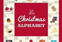 Christmas time, misteltoe and wine / by Tammy Hatfield
