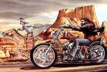 DAVID MANN MOTORCYCLE