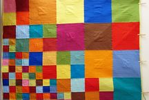 Quilts & Quilting ideas / by Heather Hotta