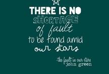John Green makes me feel things.