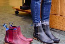 Chaussures en folie