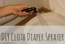 Cloth Diapering / cloth diapering/DIY projects for cloth diapering / by Jess {if only they would nap}