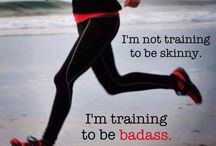 { i love running } / Running / by Brandie