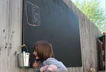 Backyard Bandits / Garden design for littlies