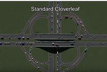 road junction- дорожная развязка