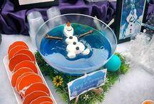 Festa Frozen JUJU