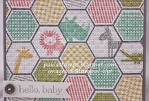 Card Ideas - SU 6 Sided Sampler / by Lisa Gundrum