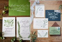 Wedd invitations