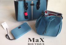 "Max ""Paus Boutique"" / beautiful bags for every day,,,,"