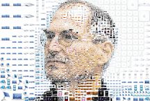 Steve Jobs  / Mac/Apple Innovator & God / by Debbie Wutsch-Chamberlain