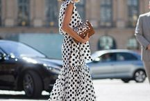 DIY Fashion Inspiration Polka Dots | Sewionista