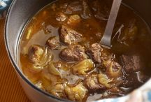 Crockpot recepten / Rundvlees gember sinaasappel