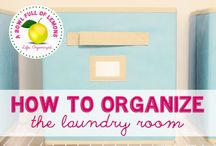 Organization / by Liz Kiernan Reardon