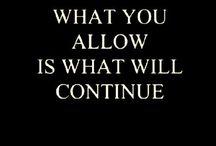 Quotes and wisdoms