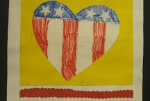 Art Ed Patriotic / Veterans Day / by Cathie Lowrey