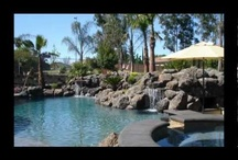 Swimming Pool Automation / Automation Put pools on cruise control with automated control systems With our automated control systems, scheduling and operating filtration cycles, heating, pool and landscape lighting, sanitizing, waterfalls and fountains all will be blissfully automatic.