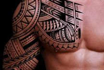 Tribal tatoos