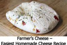 Easiest Homemade Cheese Recipe
