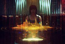 sci-fi: aesthetics & inspiration