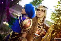 World of Warcraft Cosplay / Cosplay photos from World of Warcraft. / by Wowjuju