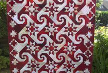 Quilts - Red and ?