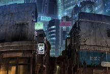 sci fi urbanzone