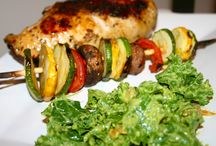 Paleo and Primal Entree's / by Kiss by Brooke