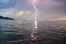 Rayos / Tipos de tormentas eléctricas