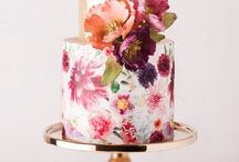 Cakes and Sweets! / Wedding cakes, dramatic desserts, groom's cake, party cakes.