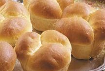 Bread, rolls and pastries...