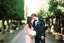 Wedding dresses - Pink