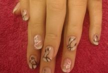 Nails done by me!!