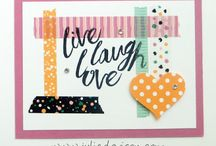 Stampin' Up! - Layering Love / by Kim Miller