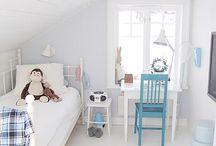 HOUSE-KIDS BEDROOMS
