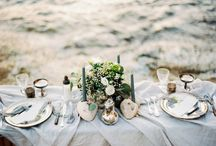 Wedding Inspiration / Wedding Reception // Wedding Lingeries, Shoes, Jewelries, Dresses, Suits, Veils...  // Bouquet & Floral Design. // Wedidng Cake // Paper goods....