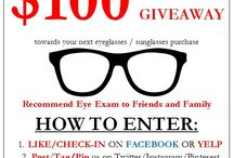 Trend Eye Care Win $100 / Promote exam and win $100 at Trend Eye Care in Northern Liberties Philadelphia. Visit trendeyecare.com for more details.