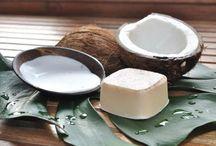 como fazer sabão e óleo de coco e afins