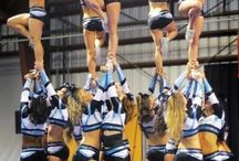 Cheerleading / by Alisha Bothe-Nicolello