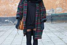 street-style winter ⛄