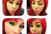Playtime = Me + my Makeup / by Jyz Reyes-Padilla