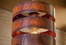 Wood use-art