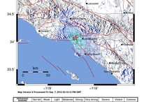 Beverly Hills earthquake hit at intersection of 2 major faults