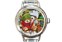 Christmas or Holiday Watches / Watches that feature the Holiday Season and Christmas Cheer