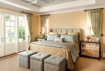 Master Bedroom Design / We all need one!