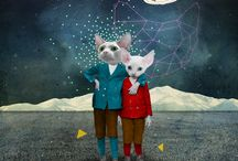 So meow cat artwork / images created by So Meow / images crées par So Meow. For all CAT LOVERS