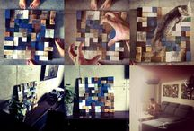Sylwia Giza / Sztuka, design, malarstwo, tkanina, batik