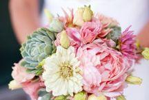 Wedding Bouquets by Virginia Lochore / Beautiful Bouquets by Virginia