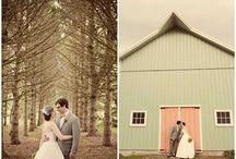 Farm Wedding Concept Ideas