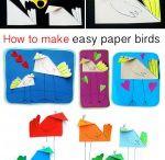 papírové skládanky