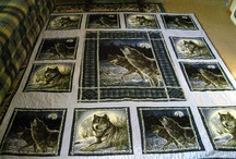 Wolves Quilts